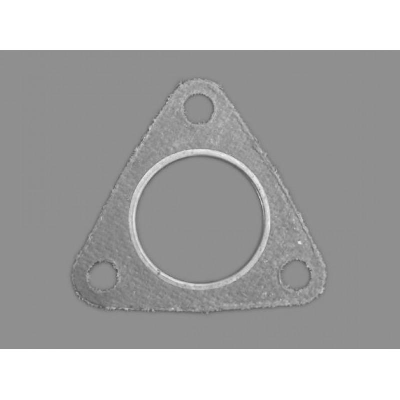 Прокладка фланца приемной трубы глушителя ЯМЗ-236 (безасбестовая)