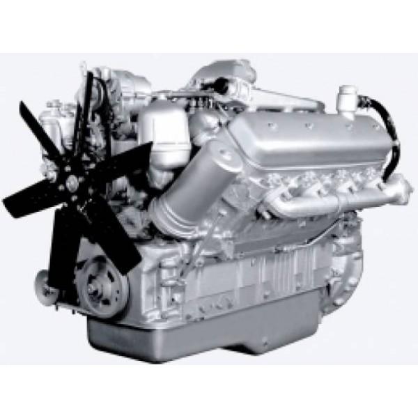 Двигатель ЗИЛ-130, Урал-375, ЛиАЗ