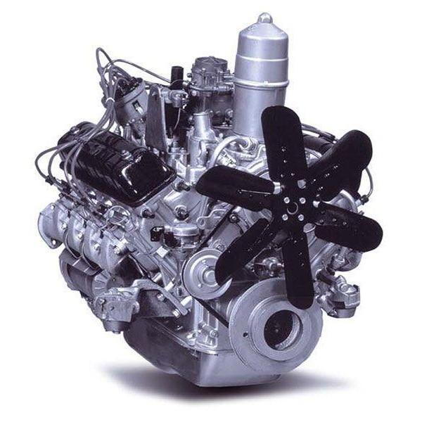 Двигатель ГАЗ-51, ГАЗ-53