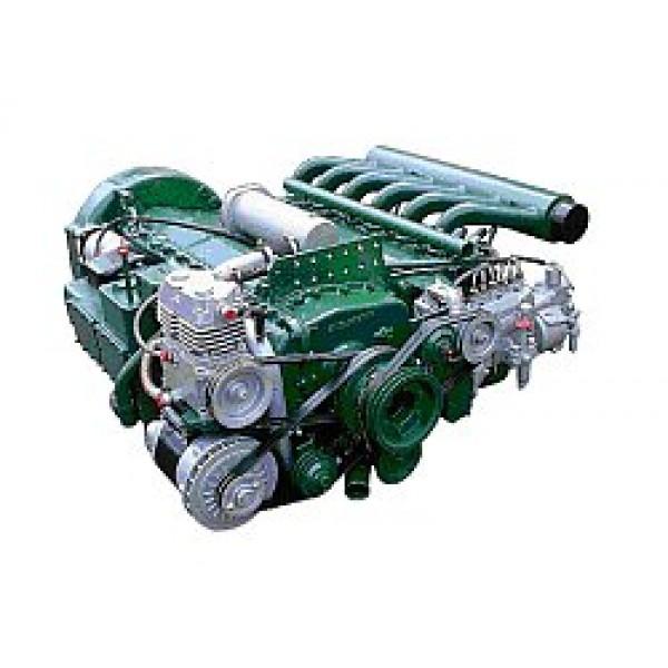 Двигатель ИКАРУС